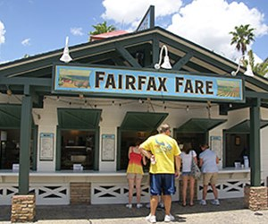 Fairfax Fare