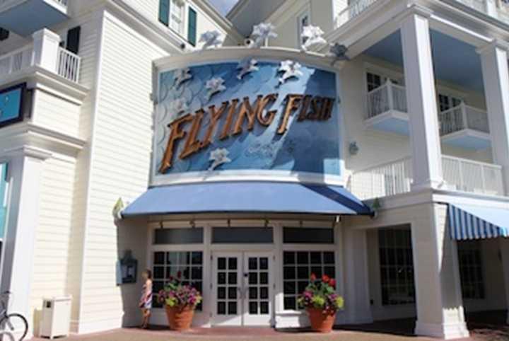 Major refurbishment of the Flying Fish Cafe beginning in February 2016