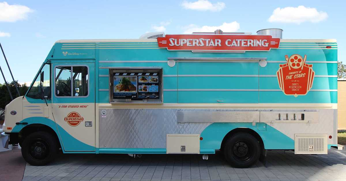 food truck superstar catering menu. Black Bedroom Furniture Sets. Home Design Ideas