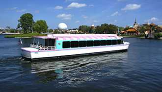 Epcot resort area Friendship Boats return to service