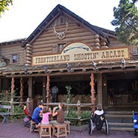 Frontierland Shootin&#39; Arcade