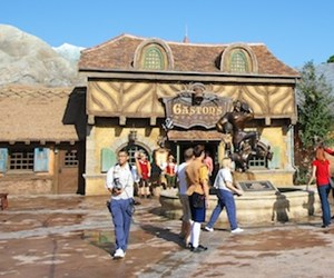 Gaston&#39;s Tavern