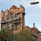 Goodyear Blimp at Walt Disney World