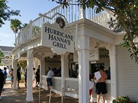 Hurricane Hanna&#39;s Waterside Bar and Grill