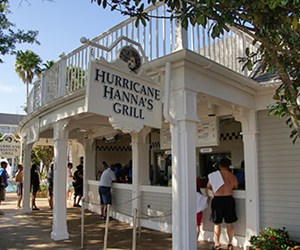 Hurricane Hanna's Waterside Bar and Grill