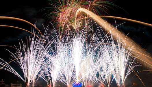 Fourth of July 2016 celebrations at Walt Disney World