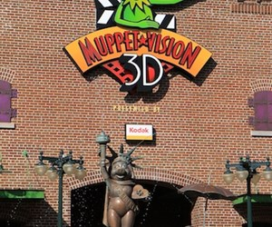 Jim Henson&#39;s MuppetVision 3-D