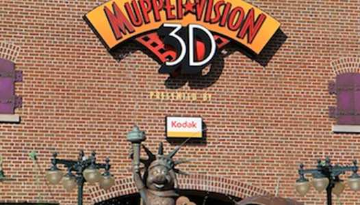 MuppetVision 3D and Mama Melrose's area to be renamed Muppet's Courtyard