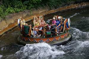 Kali River Rapids scheduled for 5 week refurbishment in the new year