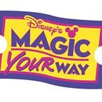 Ticket - Magic Your Way Ticket