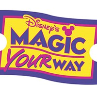 Ticket - Magic Your Way Ticket