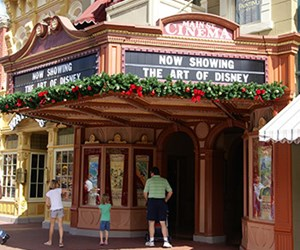 Main Street Cinema - The Art of Disney