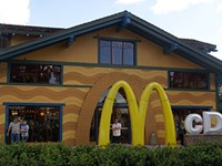 McDonald's Downtown Disney