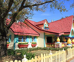 Mickey&#39;s Country House