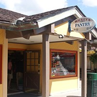 Mickey's Pantry