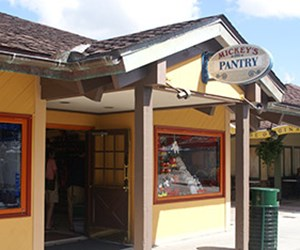 Mickey&#39;s Pantry