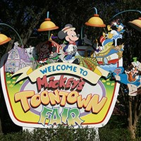 Mickey&#39;s Toontown Fair