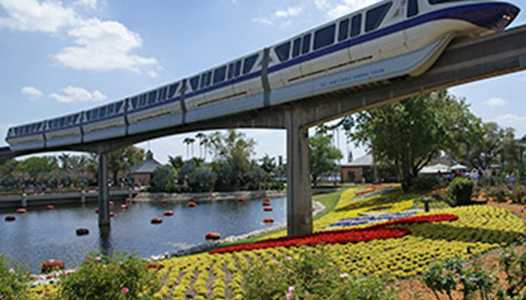 Changes to the Walt Disney World Monorail system operating hours