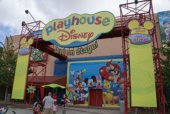 Playhouse Disney Live on Stage closing for refurbishment ...