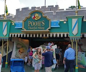 Pooh's Thotful Shop
