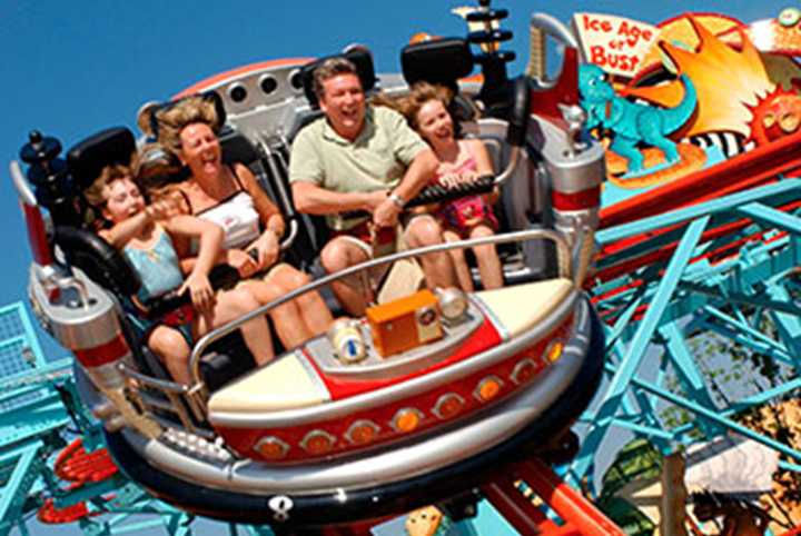 Primeval Whirl closing for a 3 month refurbishment later this month
