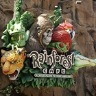 Rainforest Cafe Disney's Animal Kingdom