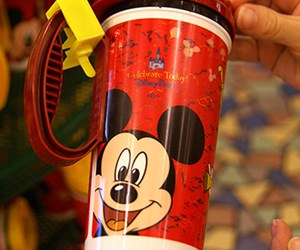 Refillable Mug
