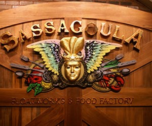 Sassagoula Floatworks and Food Factory