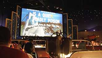 Breakfast coming to Sci-Fi Dine In Theater at Disney's Hollywoods Studios for a limited time