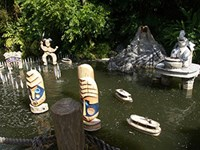 Shrunken Ned's Junior Jungle Boats