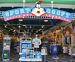 Sport Goofy Gift and Sundries