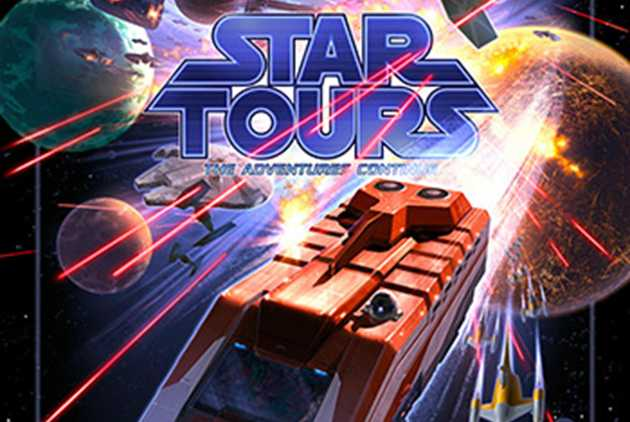 Star Tours The Adventure Continues Star Tours The Adventure
