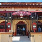 The Trolley Car Café Starbucks