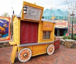 Storybook Circus Pretzels