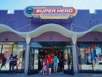 Super Hero Headquarters
