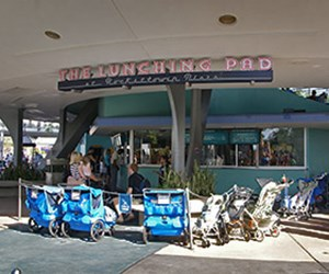 The Lunching Pad at Rockettower Plaza