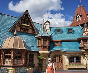 Pinocchio Village Haus