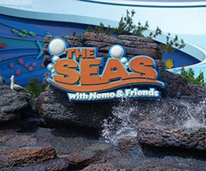 The Seas with Nemo and Friends (Pavilion)