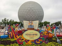 The Ultimate Day at Epcot's International Food and Wine Festival - Walt Disney World VIP Tour Experience