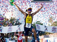 The Walt Disney World Triathlon