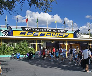Tomorrowland Indy Speedway