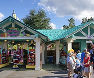 Toontown Fair Market