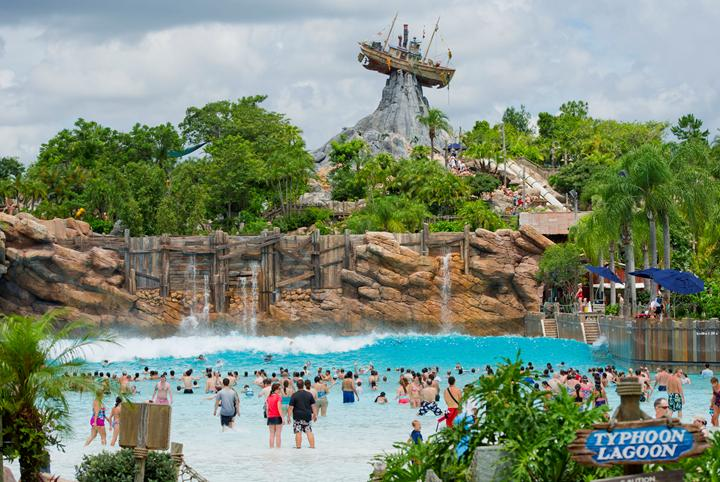 After-hours Neighborhood Beach Bash coming to Typhoon Lagoon for Disney Vacation Club Members this summer