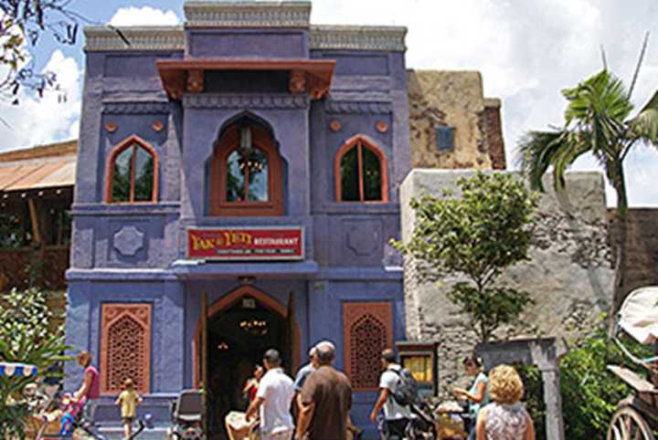 Yak and Yeti Restaurant closed today for maintenance