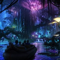 AVATAR land at Disney&#39;s Animal Kingdom