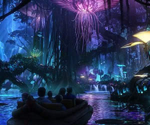 AVATAR land at Disney's Animal Kingdom