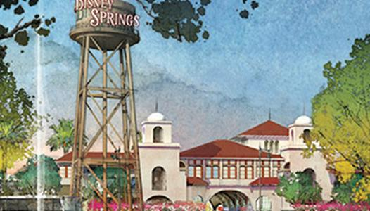 PHOTOS - New concept art gives a first look at what is coming next to Disney Springs