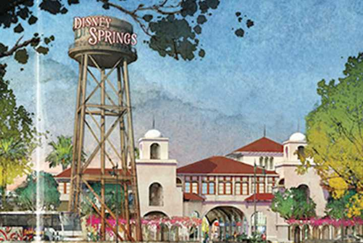 New background music debuts throughout Disney Springs