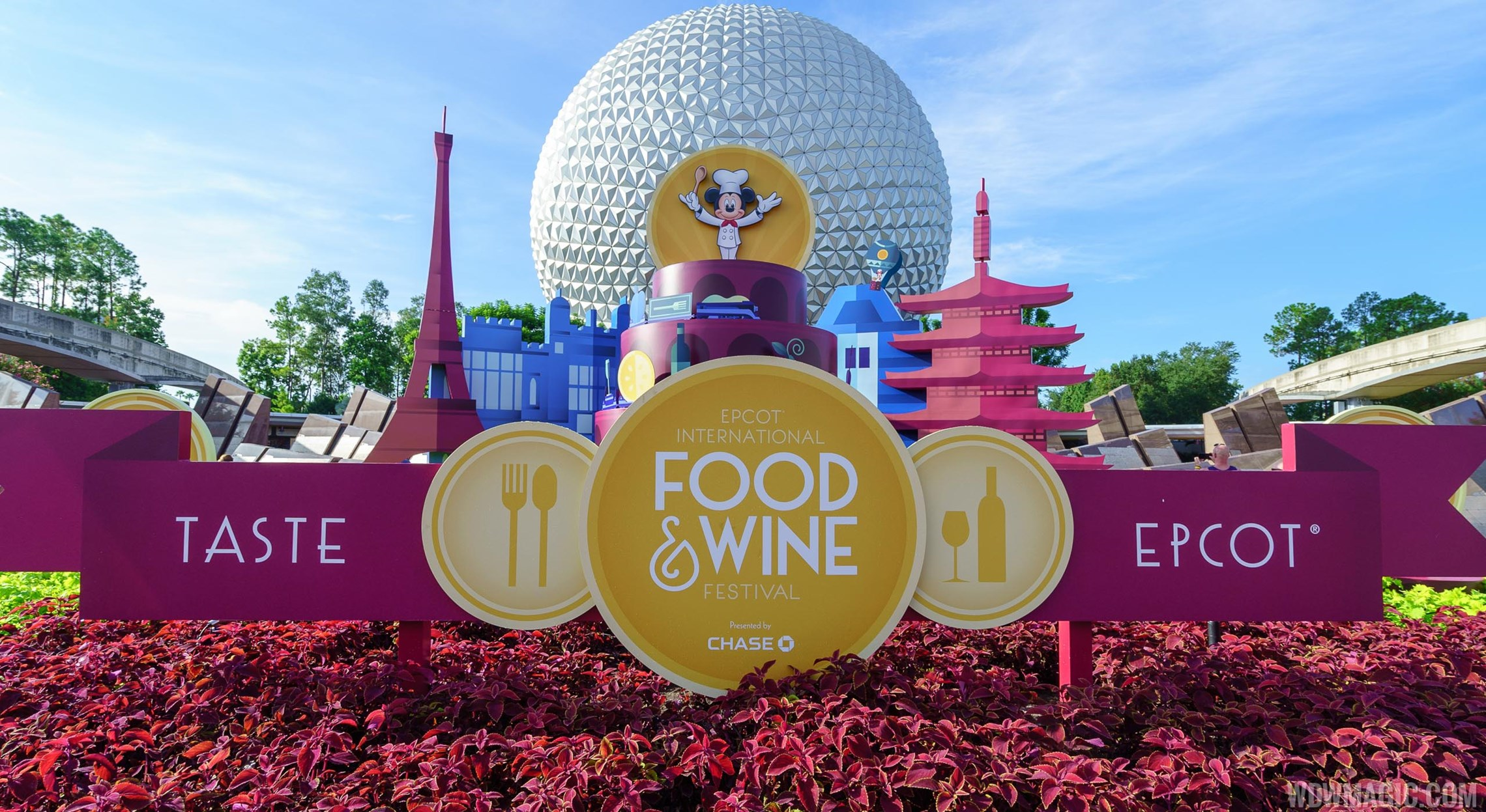 2016 Epcot Food and Wine Festival guide