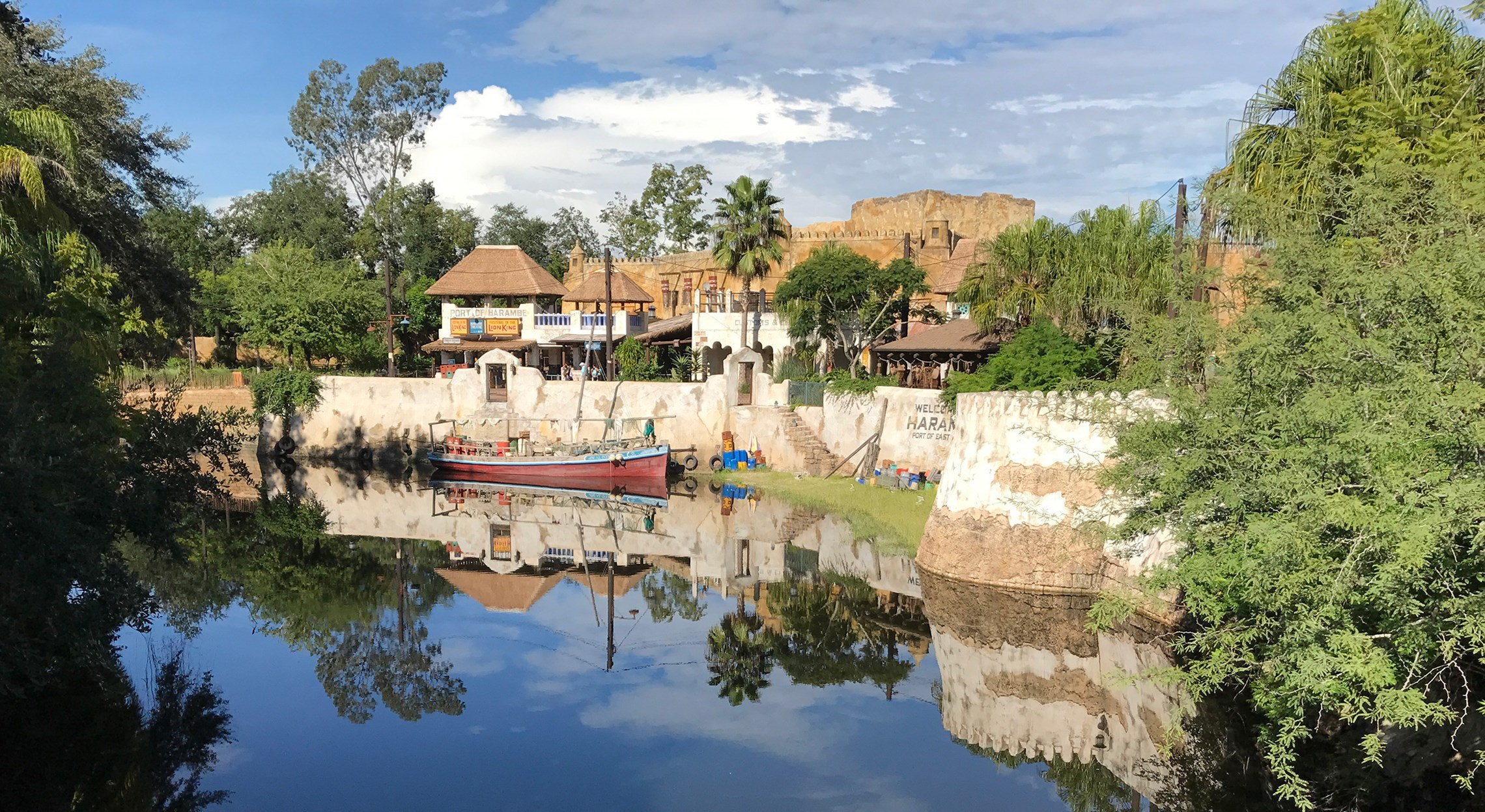 iPhone 7 Camera Put to the Test at Disney's Animal Kingdom